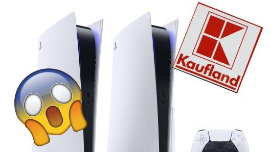 Kaufland: Im Online-Shop des Supermarktes tauchte jetzt ein Angebot für eine Playstation 5 zu einem unfassbaren Preis auf. (Symbolbild)