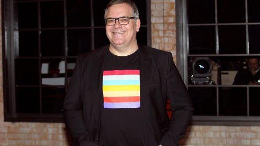 Schlag den Star: Wenige Minuten in der Sendung gibt es schon den ersten Seitenhieb von Moderator Elton. (Archivbild)