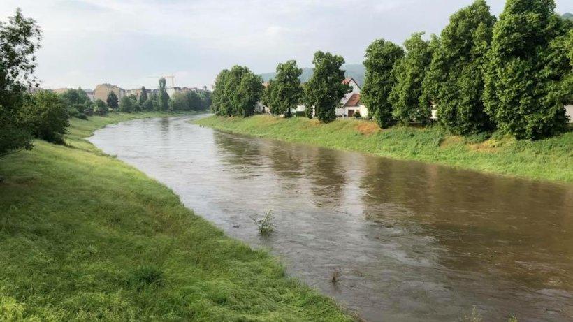 Hochwasser-Gefahr: Hitze und Starkregen in Thüringen ...