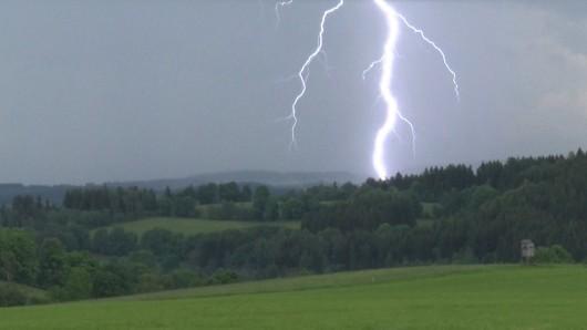 Nach den schweren Gewittern in Thüringen steht schon jetzt wieder die nächste Hitzewelle an.