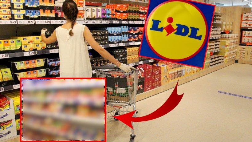 Lidl: Heftige Entscheidung – DAS wird aus dem Sortiment gestrichen